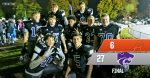 Football: Seniors Night Win Over Allegan