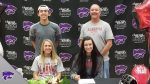 Softball: Heivilin signs with Alabama