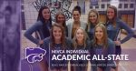 Volleyball: All Seven Seniors Named Individual Academic All-State