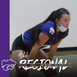 Volleyball: Heivilin Named to the All-Regional Team