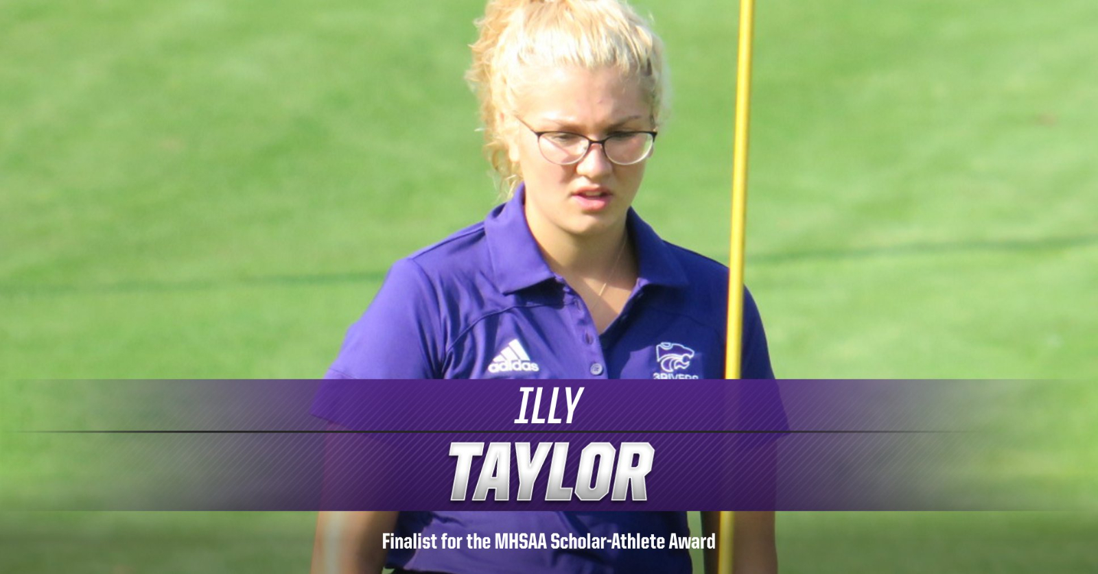 Taylor Named Finalists for MHSAA Scholar-Athlete Award