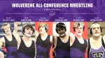 Wrestling: Six Cats Earn All-Conference Honors