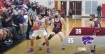 Boys Basketball District Semifinal: Cats fall late