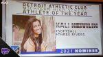 Heiviin Finialist for Detroit Athletic Club Award