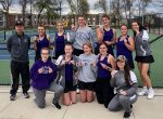 Girls Tennis: Cats 2nd at Coldwater Invite