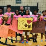 Girls Varsity Volleyball – The Last Game