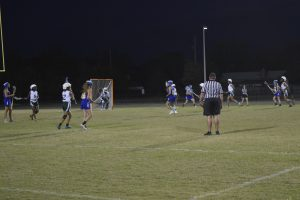 Girls Varsity Lacrosse: Evans vs. Lyman [February 20, 2018]