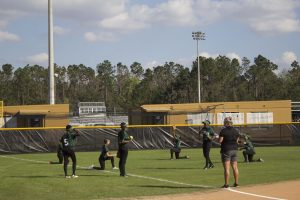 Softball: Evans vs Ocoee [February 15, 2018]