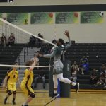 Boys Volleyball vs St. Cloud – February 28th, 2018