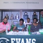 Letter of Intent Signing for Taqiuana Gant