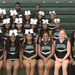 2018-2019 Varsity Cheerleaders