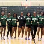2018-2019 Girls Varsity Volleyball Team