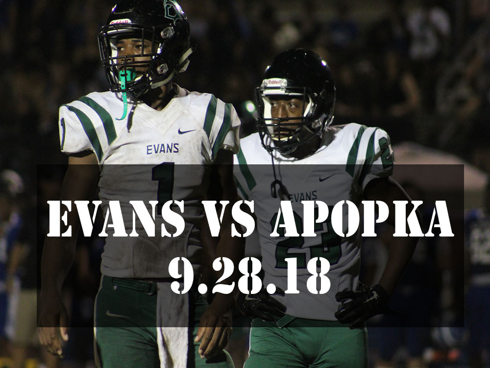 Evans vs Apopka Highlights