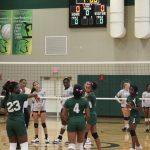 Girls JV Volleyball: Evans vs Windermere