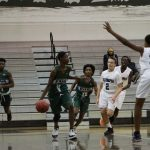 Boys Freshmen Basketball: Evans vs Bishop Moore [November 29, 2018]