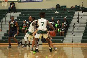 Boys JV Basketball: Evans vs Windermere [December 7, 2018]