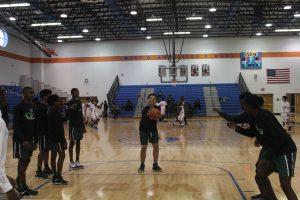 Boys Basketball: Evans vs West Orange [December 17, 2018]