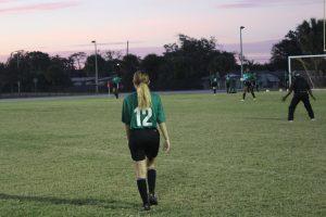 Girls Soccer: Evans vs Freedom [January 8th, 2018]
