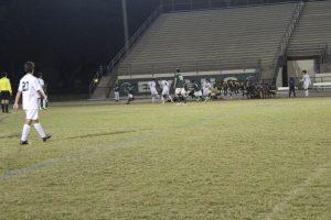Boys Varsity Soccer: Evans vs Windermere [January 8th, 2018]