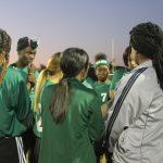 Girls Soccer: Evans vs Jones [January 10th, 2019]
