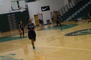 Girls JV Basketball: Evans vs Oak Ridge [January 10th, 2019]