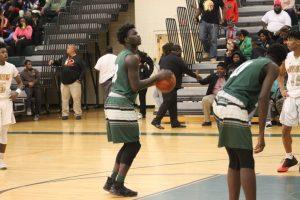 Boys JV Basketball: Evans vs Jones [January 25, 2019]