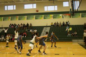 Boys JV Basketball: Evans vs West Orange [January 24, 2019]