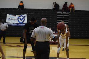 Boys Varsity Basketball: Evans vs Wekiva [January 29, 2019]