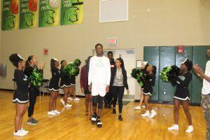 Boys Varsity Basketball: Evans vs Colonial [February 1, 2019]