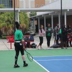 Tennis: Evans vs Edgewater [February 13, 2019]