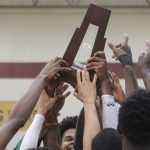 Boys Basketball: Class 9A DISTRICT CHAMPIONS!!! [February 15, 2019]