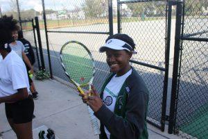 Tennis vs. Oak Ridge [February 22, 2019]