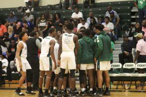Boys Basketball: Regional Game Vs. Seminole High School