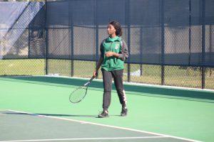 Tennis: Evans vs Windermere [March 6, 2019]