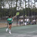 Tennis: Evans vs Lake Minneola