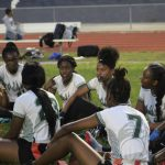 Varsity Flag Football: Evans vs University [April 9, 2019]