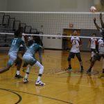 Varsity Volleyball: Evans vs East River [April 9, 2019]