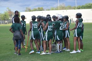 Girls Lacrosse: Evans vs Oak Ridge [April 10, 2019]