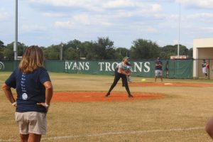 Softball: Evans vs Foundations [April 25, 2019]