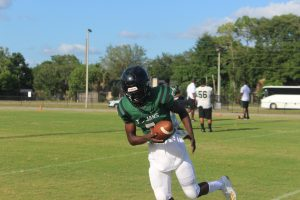 Varsity Football: Evans vs Lake Minneola [May 23, 2019]