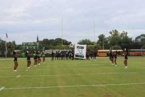 Varsity Football: Evans vs Jones [August 16, 2019]