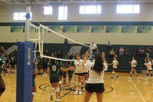 Girls Volleyball vs East Ridge [August 19, 2019]