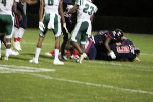 Varsity Football: Evans vs Freedom [August 23, 2019]