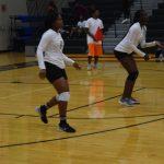 Girls Volleyball vs Cypress Creek [August 28, 2019]