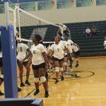 Girls JV Volleyball vs Oak Ridge [September 5, 2019]