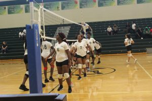 Girls JV Volleyball vs Oak Ridge [September 5, 2019]