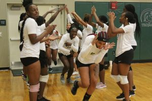 Girls Volleyball vs Oak Ridge [September 5th, 2019]