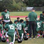 JV Football: Evans vs Oak Ridge [October 3, 2019]