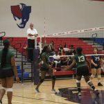 Girls JV Volleyball: Evans vs Freedom [October 8, 2019]
