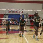 Girls Varsity Volleyball: Evans vs Freedom [October 8, 2019]